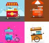 Especialistas en fast food para eventos. - foto