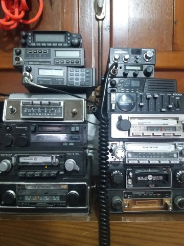 Emosiras CB, radios antuqua - foto 1
