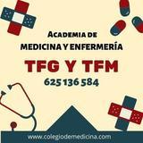 ACADEMIA MEDICINA // TFG Y TFM