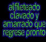 CLAVETEADO AMARRADO