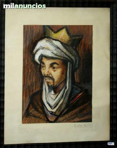 Dibujo de gastÓn castellÓ - retrato - foto 1