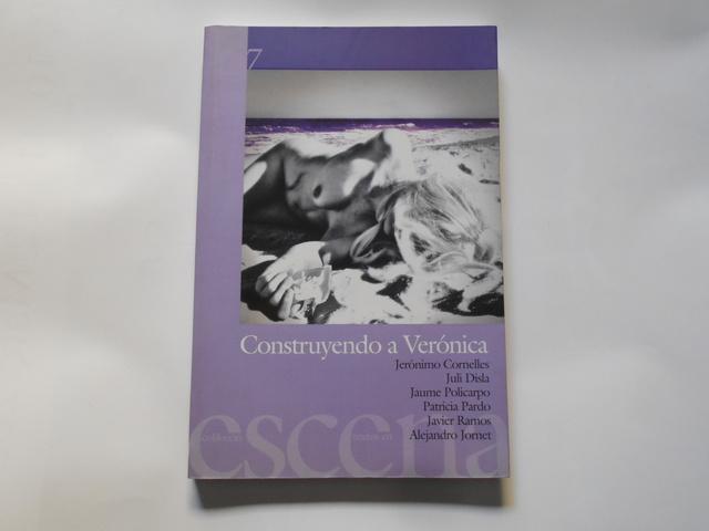construyendo a verónica (libro+cd) - foto 1