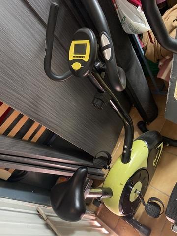 Bicicleta estÁtica - foto 1