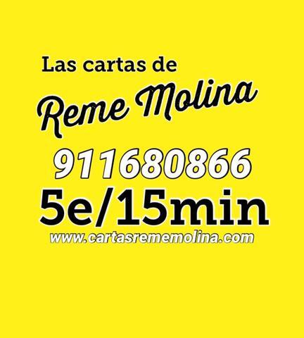 5e/15min Tarot Reme Molina 911680866 - foto 1