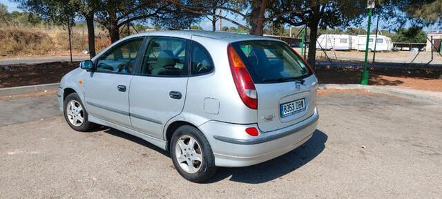 Nissan - Almera tino - foto 1