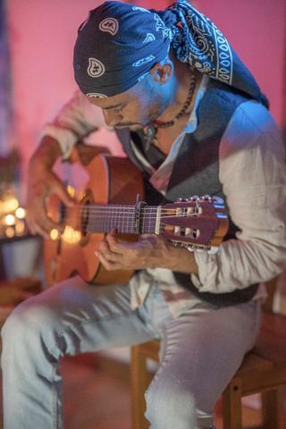 curso de guitarra flamenca - foto 1