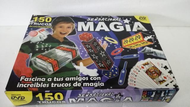 Juego de magia 150 trucos - foto 1