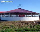 NORIA - CAMINADOR PARA CABALLOS