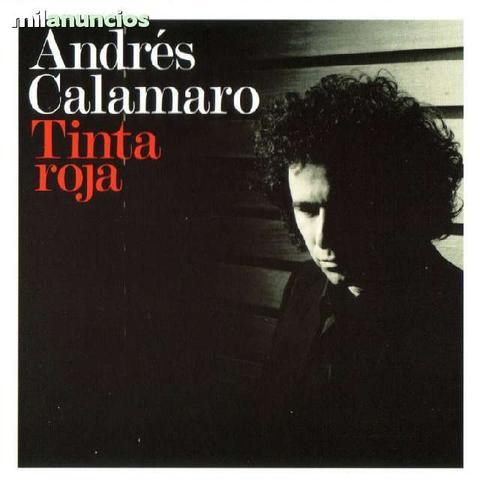 Andres calamaro cd ¡TOTALMENTE NUEVO!!! - foto 1