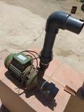 bomba de regadio SAER - foto
