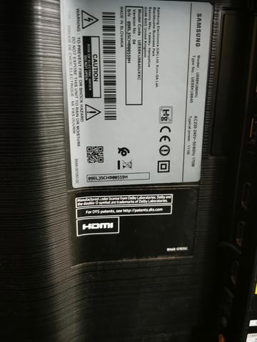 tv Samsung 55 pulgadas curve - foto 1