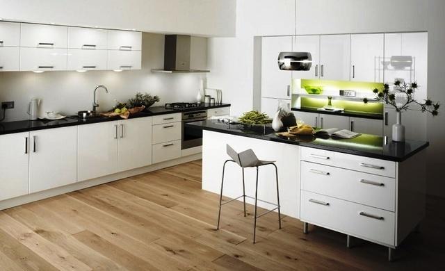 parquet cocinas puertas - foto 1