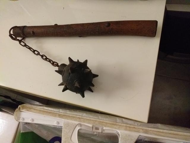 arma medieval - foto 1