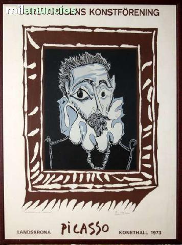 Picasso - borstahusens konstforenning - foto 1