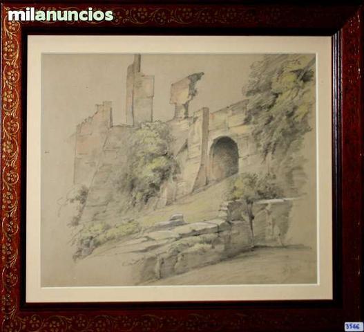 Dibujo de manuel picolo - el castillo - foto 1
