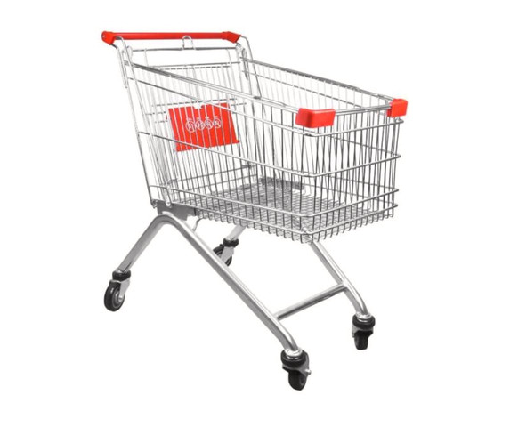 Compro carro de supermercado - foto 1