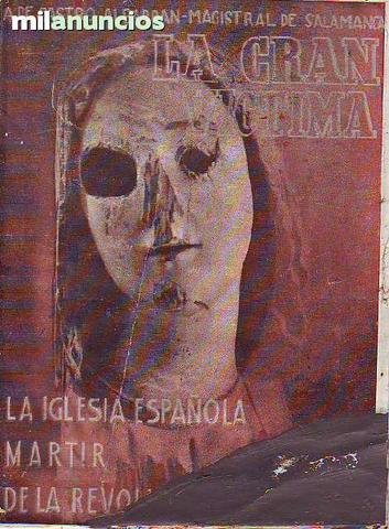La gran víctima: la iglesia española mar - foto 1
