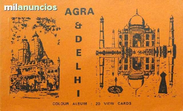 19 postales nuevas de Agra y Delhi - foto 1