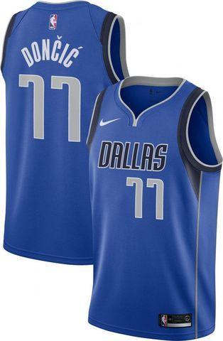 Camiseta baloncesto nba doncic azul - foto 1
