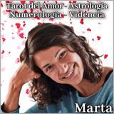 MARTA, ESPECIALISTA TAROT DEL AMOR.