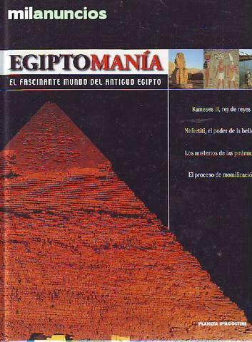 Egiptomanía: el fascinante mundo del ant - foto 1