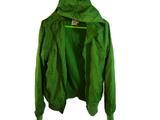 chaqueta verde Bershka - foto