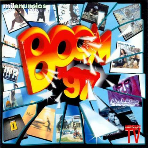 Boom  97  cd ¡totalmente nuevo!! - foto 1