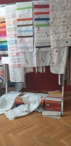 Confección de cortinas, estores , panele - foto 1