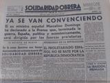PERIóDICOS GUERRA CIVIL 1936-1937 Y 1939