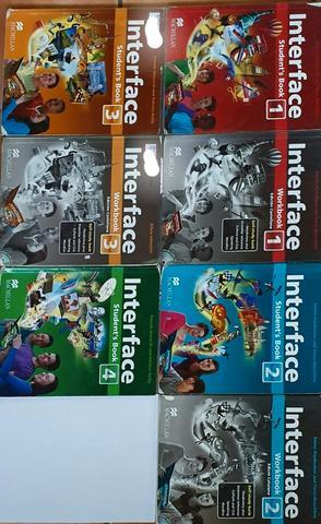 Libros de Ingles Interface 1 2 3 y 4 ESO - foto 1