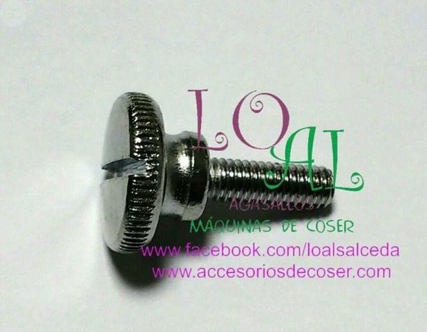 Tornillo Prensatelas Máquinas de coser - foto 1