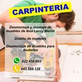 CARPINTERO A DOMICILIO ALICANTE - foto
