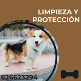LIMPIEZA Y PROTECCIÓN MASCOTAS. - foto