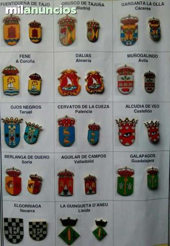 Coleccion pins insignias heraldicas - foto 1