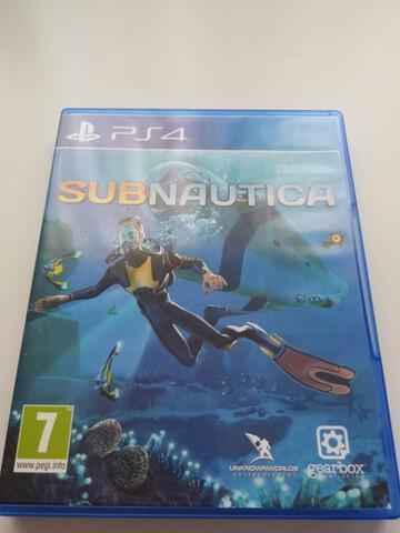 subnautica PS4 - foto 1