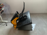 guillotina profesional y plancha térmica - foto