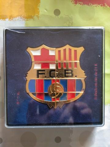 Escudo FC Barcelona, - foto 1