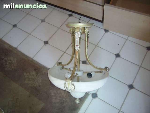 lampara de porcelana - foto 1