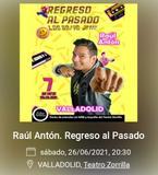 ENTRADAS RAúL ANTóN