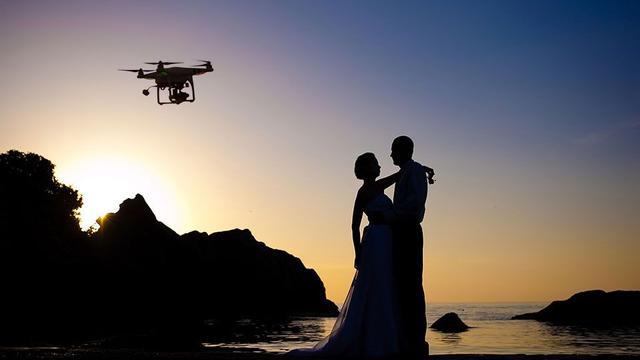 Alquiler Dron+Piloto. Bodas y eventos - foto 1