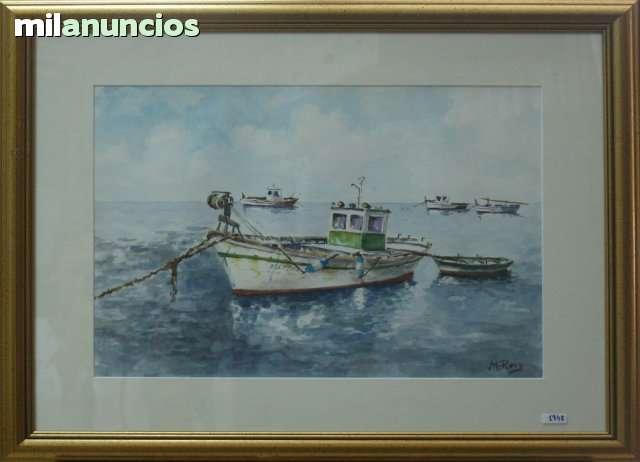 Barco pesquero amarrado de manuel reig - foto 1