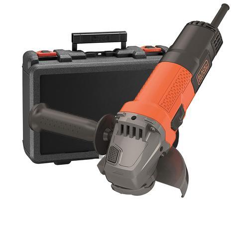 Amoladora con maletin black+decker - foto 1
