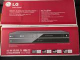 COMBO COMBI LG RC689H VHS DVD GRABADOR