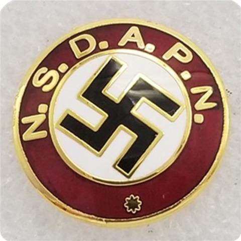 Insignia partido nazi nsdapn nsdap - foto 1
