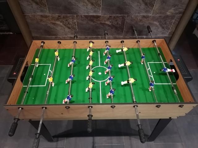 FutbolÍn multijuego - foto 1