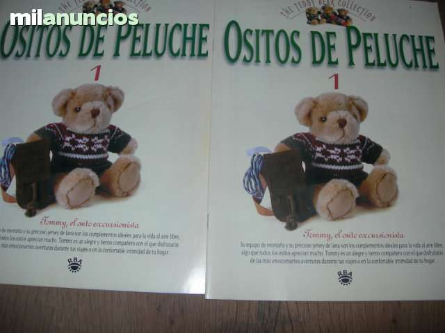 Fascículos The teddy bear collection - foto 1