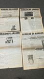PERIóDICOS HERALDO DE ARAGON