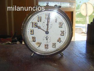 reloj de cuerda - foto 1