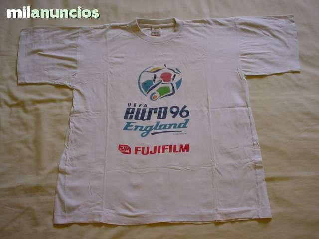 Camiseta Fujifilm UEFA Euro 96 England - foto 1