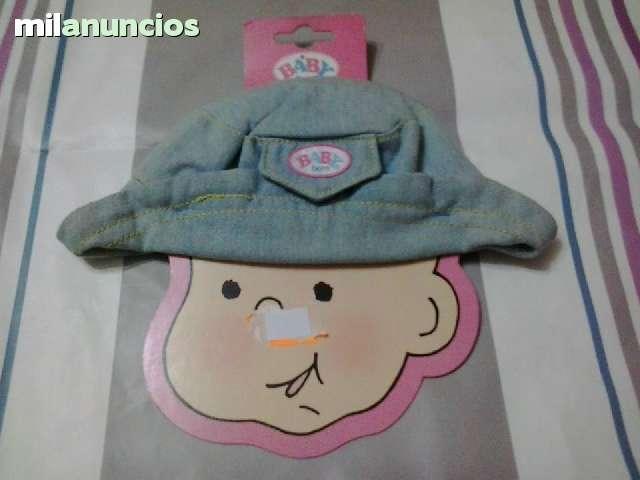 gorro baby born - foto 1